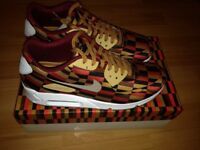 Nike Airmax 90 Roundel 7.5UK 2013 RARE Lim Edt London Underground Tube 150 Year Anniversary 100sales