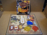 Risk Junior (Narnia, The Lion, Witch & Wardrobe) board game. By Parker 2005. Complete.