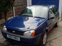 Ford Fiesta – Low Mileage 63K – 2001