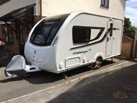 2015 Swift Challenger SE 480 - 2 Berth Caravan