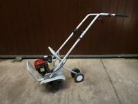 Garden Tiller / Cultivator with Honda 4 Stroke Engine