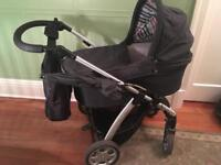 Mamas and Papas Solar Pram and Pushchair