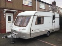Swift Cornich 2-3 berth !!! 1995 Year !!! Full Awning!