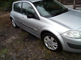 All parts available Renault Megan DCI 1.9 2005