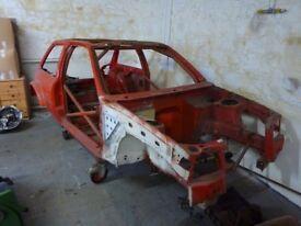 MK3 Fiesta Rear Wheel Drive Rally car shell