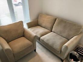 Debenhams Fylfield Sofa & Chair
