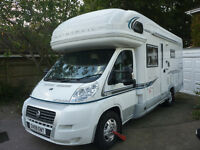 Auto-trail Cheyenne 696G, 6 berth Motorhome. 2009 Model on a Fiat Ducato Chassis