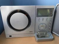 Teac mc dx220i micro hi-fi system with iPod dock