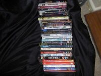 FOR SALE BOX OF 60 DVDS