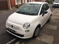 2011 fiat 500 pop 1.2 mint condition low miles and full service history