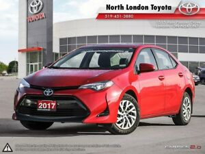 2017 Toyota Corolla LE Former Daily Rental. Perfect city car;...