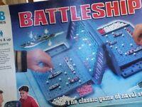 MB games BATTLESHIP