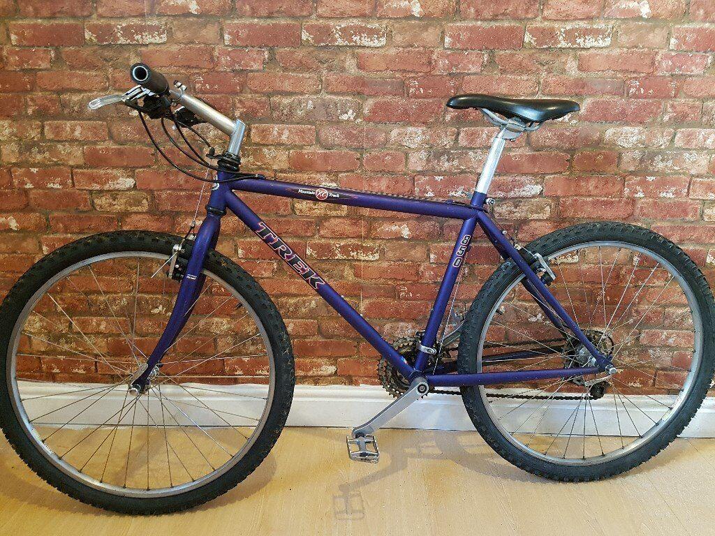 Vintage; 1997 Trek Mountain Track XC 850. Mountain Bike. Frame: True ...