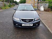 2003 Honda Accord 2.0 i-VTEC Executive 4dr Automatic @07445775115