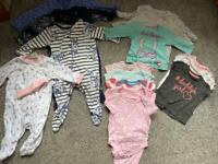 Baby clothes - 3-6 months