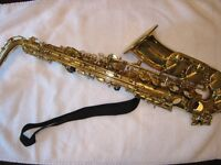 Saxophone for Sale Volt Voggenreiter E flat Alto Saxophone for Sale New condition