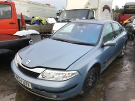 Renault Laguna breaking petrol spare parts available