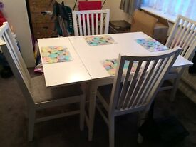 Dining table and chairs need gone ASAP