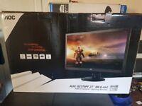 AOC 27'' 144hz Freesync - Gaming Monitor
