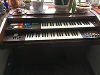 Gem electric organ £50 ono