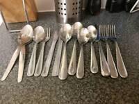 Mixed cutlery