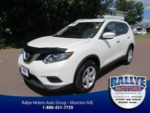 2015 Nissan Rogue S! AWD! Back-Up! Alloy! ONLY 33K! Save!