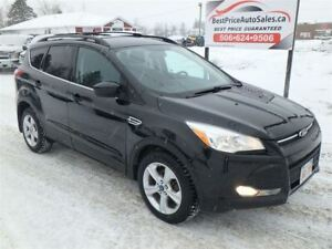 2013 Ford Escape SE! 4 NEW WINTER TIRES! CERTIFIED!