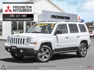 2015 Jeep Patriot HIGH ALTITUDE! REDUCED! HEATED LEATHER! SUNROO
