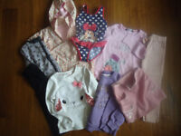 Bundle of Girls clothes age 4-5