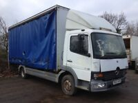 2003 mercedes atego for parts or export