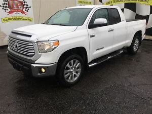 2015 Toyota Tundra Limited, Crew Cab, Navigation, 4*4, Only 12,0