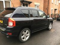 Jeep Compass limited crd 2.2