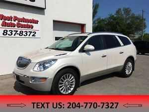 2011 Buick Enclave CXL  7 Passenger, Heated Leather