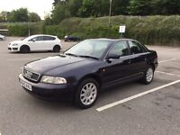 Audi a4 2.4 v6 Full service history and MOT passed, 1999 car! Kept as a collection vehicle