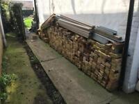 Stock Bricks 60 pence each