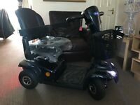 Brand new Invacare Leo 556 mobility scooter