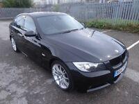BMW 325D 3.0 M Sport Auto FSH 57 Reg HPI Clear Not 320 330