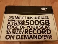 Sky+HD Wifi 500GB Box