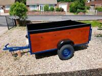Refurbished Trailer 6x4