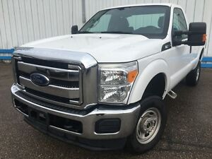 2015 Ford F-250 Single Cab Long Box 4x4 Kitchener / Waterloo Kitchener Area image 8