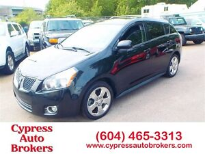 2009 Pontiac Vibe Power Sunroof