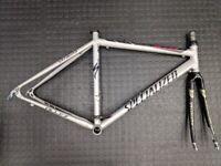 Specialized Allez road bike frame and fork, 54cm medium