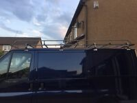 One peice rhino rack for ford transit L1H1