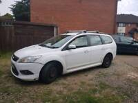 09 ford focus estate / swap for motor cycle
