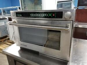 AMANA COMMERCIAL MICROWAVE 3500 WATTS ( BRAND NEW )