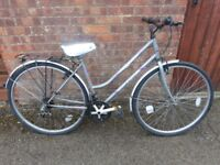 Ladies Richmond Optima Cycle, 26 inch Alloy wheels 18 speed