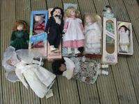 Job Lot of dolls and bangels fun jewelry