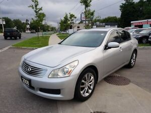 2008 Infiniti G35 Luxury Leather-Roof