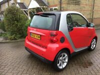 Smart Fortwo CDI Diesel Auto [2010] 0.8 Only 28k 1 Registered keeper Free road tax