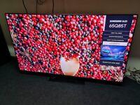 Samsung 65 Inch 4K Ultra HD HDR 1500 Smart QLED TV with Apple TV (Model QE65Q85)!!